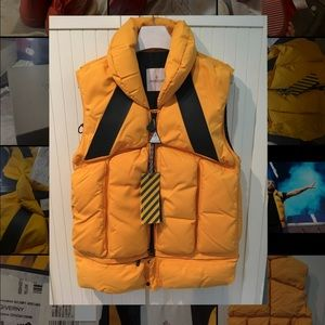 Moncler x Off-White Giverny Vest